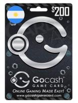GoCash 200 ARS Argentina