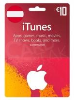 آیتونز 10 یورو اتریش (AT)