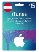 آیتونز 15 یورو اتریش (AT)
