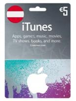 آیتونز 5 یورو اتریش (AT)