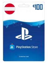 PlayStation 100 EUR Austria