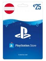 PlayStation 25 EUR Austria