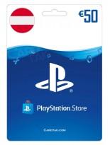 PlayStation 50 EUR Austria