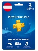 PlayStation Plus 3 Months Austria