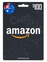 Amazon 100 AUD Australia