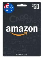Amazon 50 AUD Australia