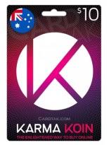 KarmaKoin 10 AUD Australia