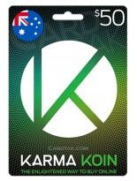 KarmaKoin 50 AUD Australia