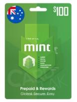 گیفت کارت مینت 100 دلاری استرالیا (AU)