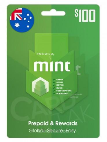 مینت 100 دلاری استرالیا (AU)