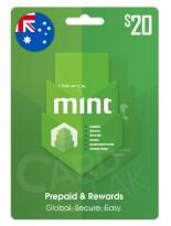 گیفت کارت مینت 20 دلاری استرالیا (AU)