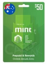 گیفت کارت مینت 50 دلاری استرالیا (AU)