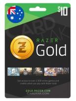 Razer Gold 10 AUD Australia