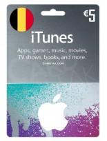 آیتونز 5 یورو بلژیک (BE)