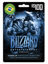 گیفت کارت بتل نت 100 رئال برزیل (BR)