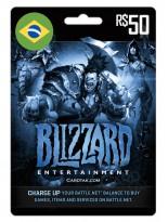 گیفت کارت بتل نت 50 رئال برزیل (BR)