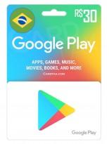 گوگل پلی 15 رئال برزیل (BR)
