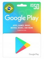 گوگل پلی 50 رئال برزیل (BR)