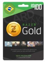 Razer Gold 100 BRL Brazil