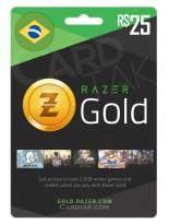 Razer Gold 25 BRL Brazil