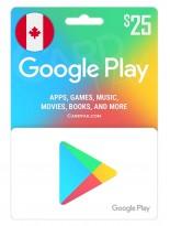 گوگل پلی 10 دلاری کانادا (CA)
