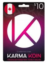 KarmaKoin 10 CAD Canada