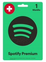 Spotify Premium 1 Months Switzerland