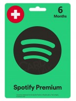 Spotify Premium 6 Months Switzerland