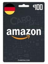 Amazon 100 EUR Germany