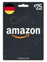 Amazon 25 EUR Germany