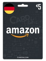Amazon 5 EUR Germany