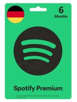 Spotify Premium 6 Months Germany