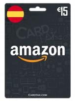 Amazon 15 EUR Spain