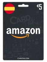 Amazon 5 EUR Spain