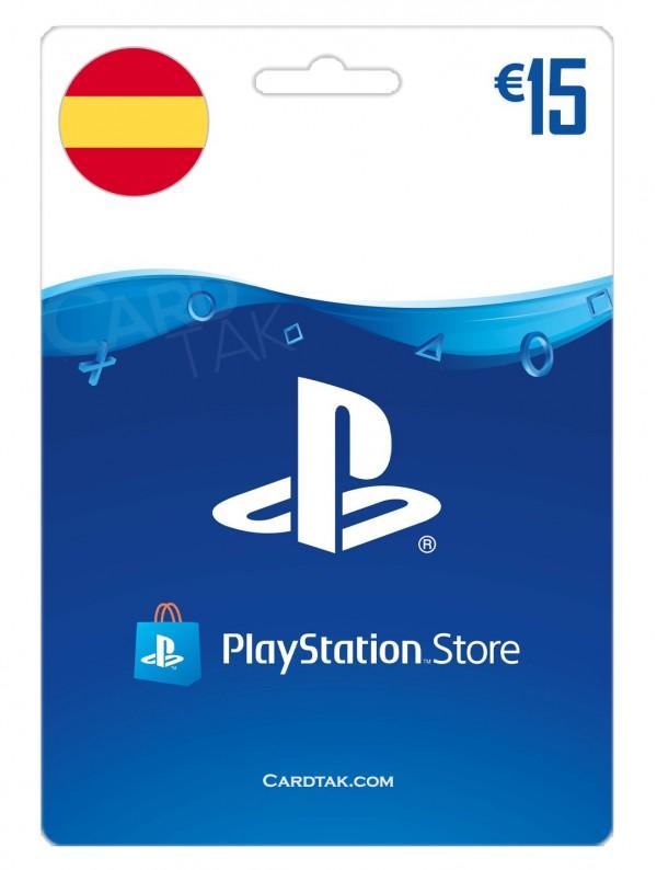 PlayStation 15 Europe Spain