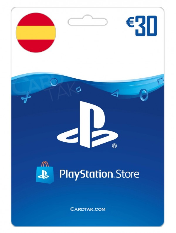 PlayStation Store 30 EUR