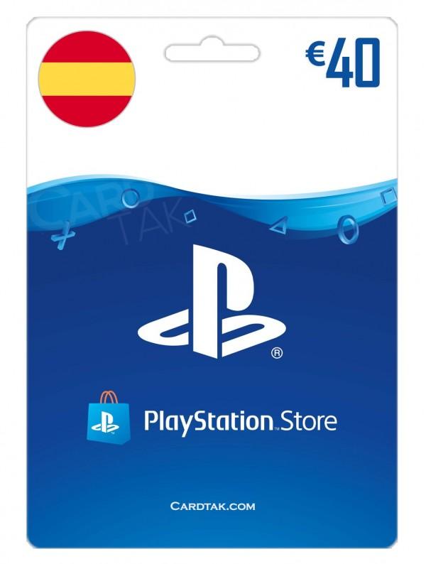 PlayStation 40 Europe Spain