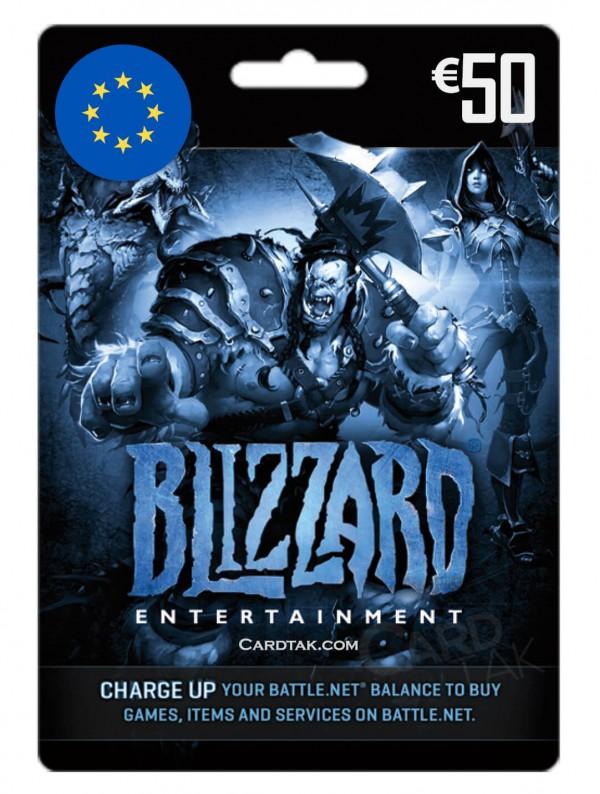 Battle.net 50 EUR Europe
