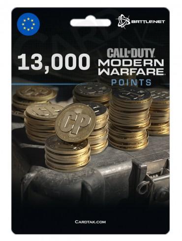 COD MW 13K Points (Battle.net/EU)