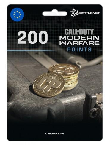 COD MW 200 Points (Battle.net/EU)