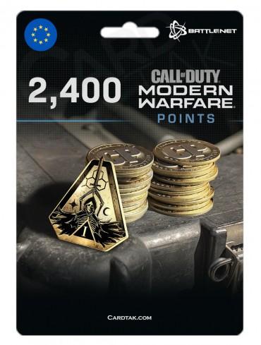 COD MW 2400 Points (Battle.net/EU)