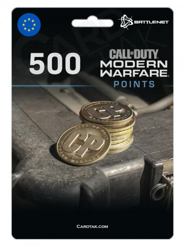 COD MW 500 Points (Battle.net/EU)