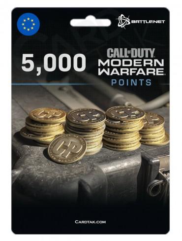 COD MW 5000 Points (Battle.net/EU)