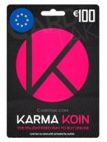 KarmaKoin 100 EUR Europe
