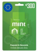 گیفت کارت مینت 300 یورو اروپا (EU)