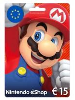 Nintendo 15 EUR Europe
