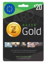 Razer Gold 20 EUR Europe