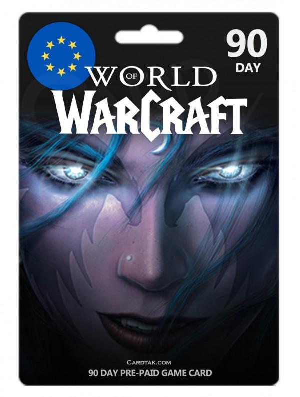 World of Warcraft 90 Days (EU)