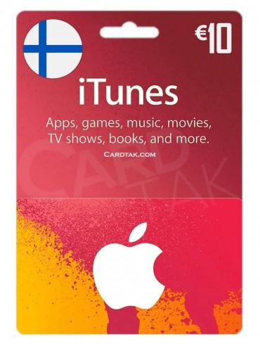 آیتونز 10 یورو فنلاند (FI)