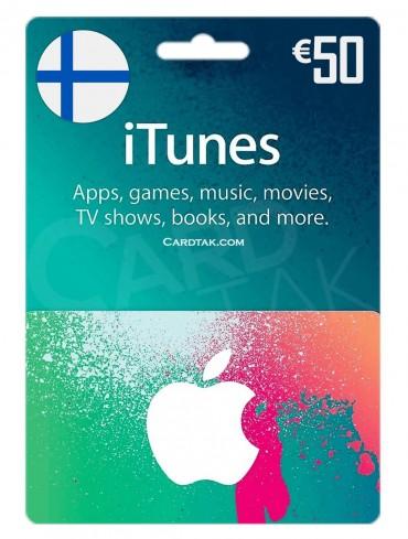 آیتونز 50 یورو فنلاند (FI)
